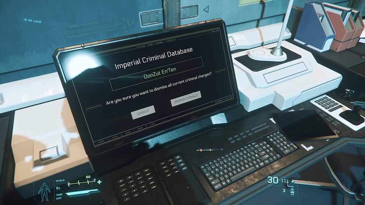 System gehackt