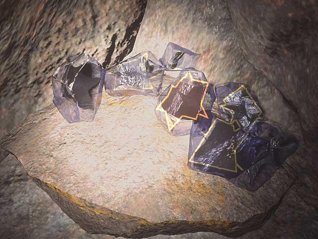 FPS Mining: freigelegtes Erz